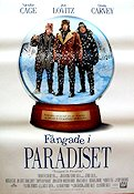 Trapped in Paradise 1994 Movie poster Nicolas Cage