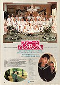 Fanny and Alexander Poster 51x72cm Japan NM original