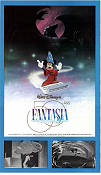 Fantasia 1942 Movie poster Musse Pigg