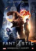Fantastic Four 2015 Movie poster Miles Teller