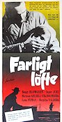 Farligt l�fte 1955 Movie poster Lena Nyman