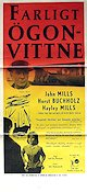 Tiger Bay 1959 Movie poster John Mills