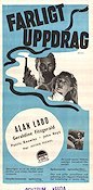 O.S.S. 1946 Movie poster Alan Ladd
