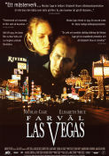 Leaving Las Vegas 1995 Movie poster Nicolas Cage