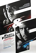 The Fast and the Furious 2008 Movie poster Paul Walker