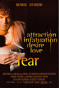 Fear 1996 Movie poster Mark Wahlberg
