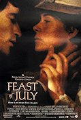 Feast of July 1996 poster Tom Bell