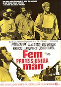 The Five Man Army 1970 Movie poster Bud Spencer