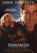 Phenomenon 1996 poster John Travolta Jon Turtletaub