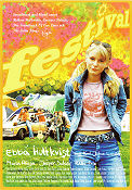 Festival 2001 Movie poster Ebba Hultkvist
