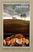 The Field 1990 Movie poster Richard Harris