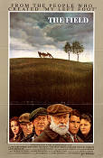 The Field 1990 poster Richard Harris