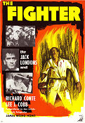 The Fighter 1953 poster Richard Conte