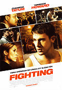 Fighting 2009 poster Channing Tatum