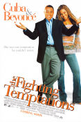 The Fighting Temptations 2003 poster Cuba Gooding Jr