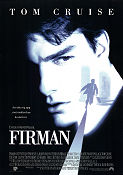 The Firm 1993 Movie poster Tom Cruise Sydney Pollack