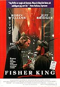 The Fisher King 1991 Terry Gilliam Robin Williams Jeff Bridges