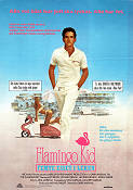 The Flamingo Kid 1984 Movie poster Matt Dillon