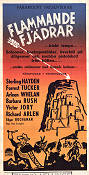 Flaming Feather 1952 poster Sterling Hayden Ray Enright