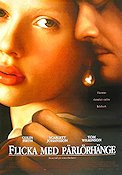 Girl with a Pearl Earring 2003 Movie poster Scarlett Johansson Peter Webber
