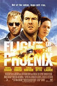 Flight of the Phoenix 2004 poster Dennis Quaid