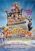 The Flintstones 1994 Movie poster John Goodman
