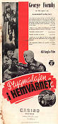 Get Cracking 1943 movie poster George Formby Marcel Varnel
