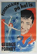 I See Ice 1939 poster George Formby