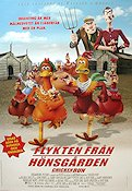 Chicken Run 2000 poster Nick Park