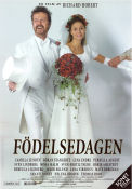 Födelsedagen 2000 Movie poster Camilla Lundén Richard Hobert