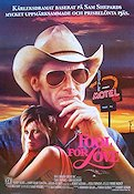 Fool For Love 1985 poster Sam Shepard Robert Altman