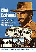 A Fistful of Dollars 1964 Sergio Leone Clint Eastwood Marianne Koch