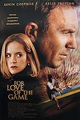 For Love of the Game 2000 poster Kevin Costner