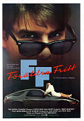 Risky Business 1983 poster Tom Cruise Paul Brickman