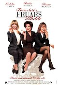 The First Wives Club 1996 poster Goldie Hawn
