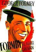 Trouble Brewing 1940 poster George Formby