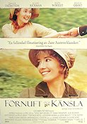 Sense and Sensibility 1995 poster Emma Thompson Ang Lee