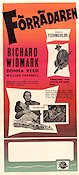 Backlash 1956 poster Richard Widmark