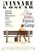 Forrest Gump 1994 Movie poster Tom Hanks Robert Zemeckis