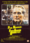 Fort Apache The Bronx 1981 poster Paul Newman