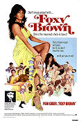 Foxy Brown 1974 poster Pam Grier Jack Hill