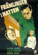 Double Confession 1951 poster Peter Lorre