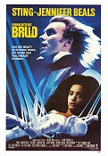 The Bride 1985 Movie poster Jennifer Beals