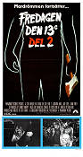 Friday the 13th part 2 1981 poster Adrienne King