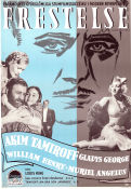 The Valley of All Flesh 1952 poster Akim Tamiroff
