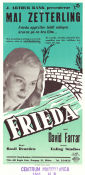 Frieda 1947 poster Mai Zetterling