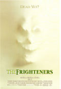 The Frighteners 1996 Movie poster Michael J Fox Peter Jackson