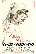Nurse Marjorie 1920 poster Mary Miles Minter William Desmond Taylor