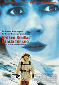 Smillas Sense of Snow 1997 Movie poster Julia Ormond Bille August