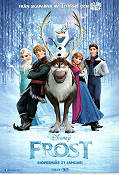 Frozen 2013 poster Chris Buck